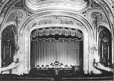 Rialto Theatre Stage