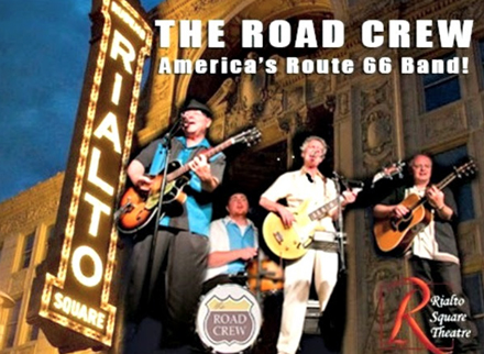 JUST ADDED: The Road Crew – America's Route 66 Band