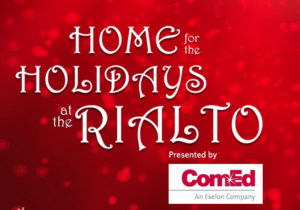 Home for the Holidays at the Rialto