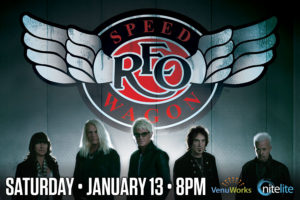 REO SPEEDWAGON ROCKS JOLIET