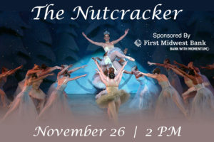 Kenneth von Heidecke's Chicago Festival Ballet THE NUTCRACKER