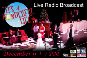 IT'S A WONDERFUL LIFE! LIVE BROADCAST AND THEATRE PERFORMANCE