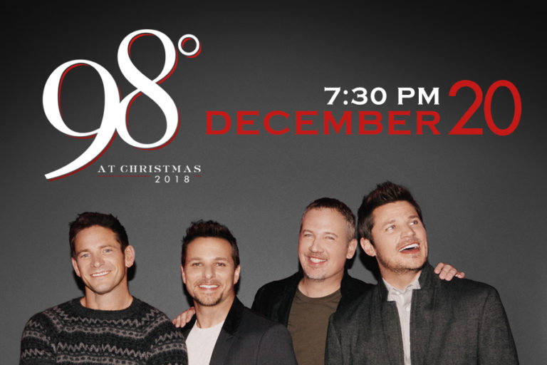98 Degrees - Joliet's Rialto Square Theatre