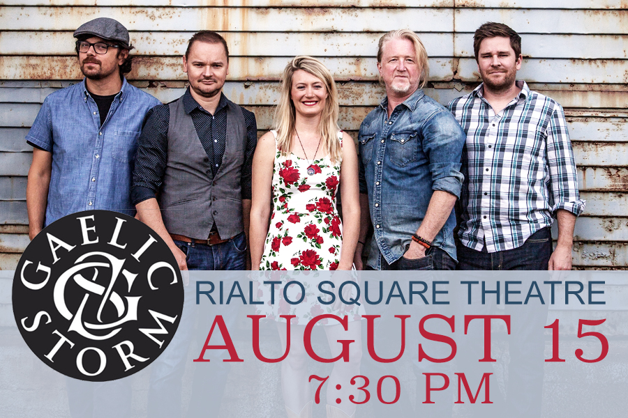 RIALTO SQUARE THEATRE ADDS THREE AMAZING NEW SHOWS TO THE SUMMER/FALL LINEUP