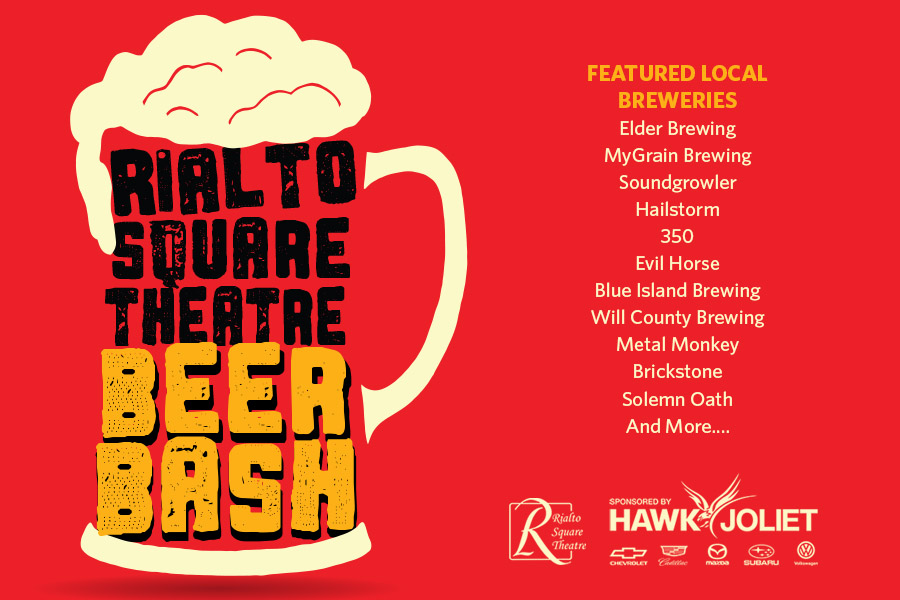 RIALTO SQUARE ANNOUNCES THE INAUGURAL BEER BASH