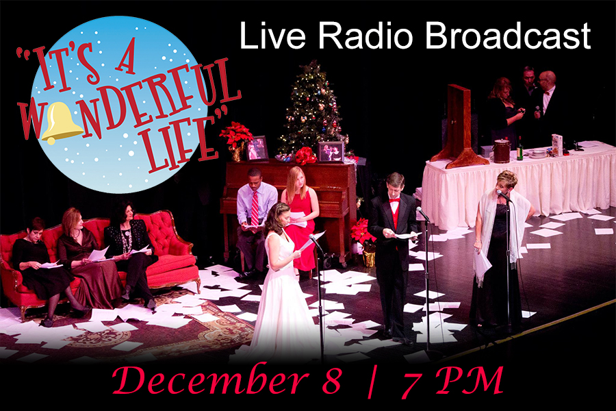 It's a Wonderful Life - Joliet's Rialto Square Theatre (simulcast on WJOL)
