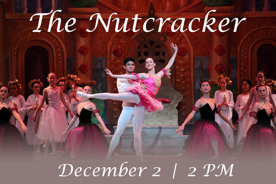 The Nutcracker - Joliet's Rialto Square Theatre