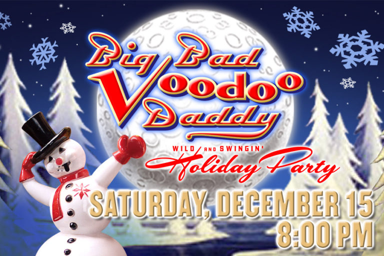 Big Bad Voodoo Daddy - Joliet's Rialto Square Theatre