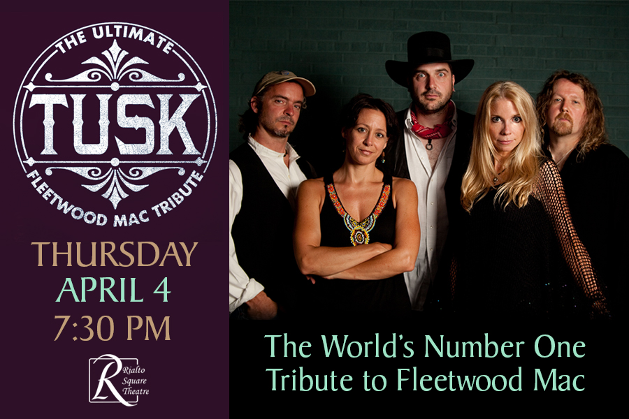 THE WORLD'S #1 FLEETWOOD MAC TRIBUTE BAND TO PLAY THE RIALTO