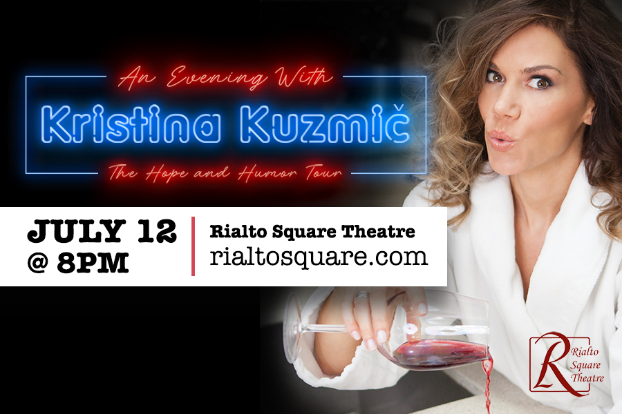 ACCLAIMED PARENTING VLOGGER AND VIRAL SENSATION, KRISTINA KUZMIC, IS COMING TO THE RIALTO SQUARE