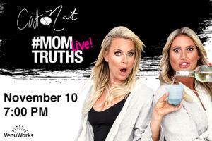 cat and nat #momtruths live on November 10 at 7 PM