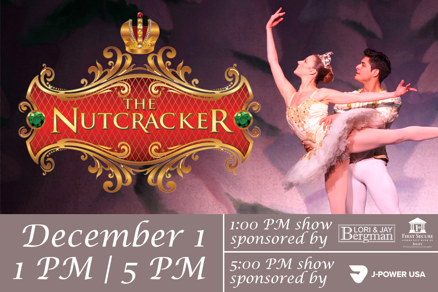 the nutcracker on december 1st