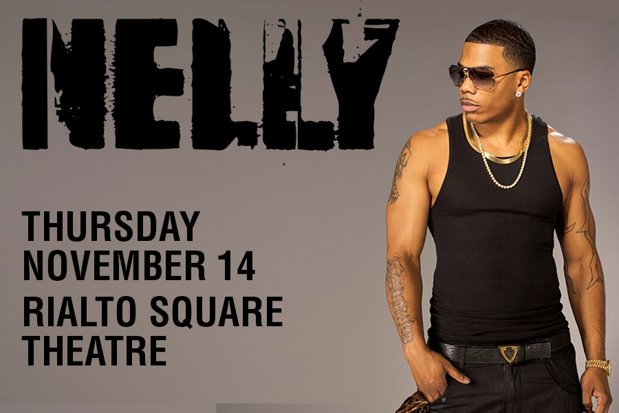GRAMMY AWARD®-WINNING RAP SUPERSTAR IS HEADED TO THE RIALTO SQUARE THEATRE