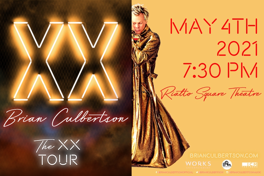 New Date Announced for Brian Culbertson: The XX Tour