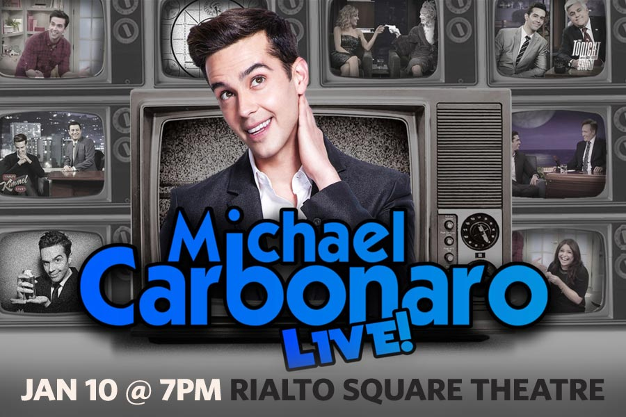 MICHAEL CARBONARO ANNOUNCES A RETURN TO THE ROAD FOR 2019 US TOUR DATES