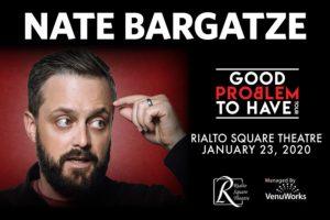 Nate Bargatze, Good Problem To Have Tour