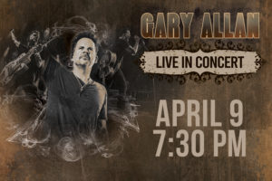 Gary Allan Live in Concert