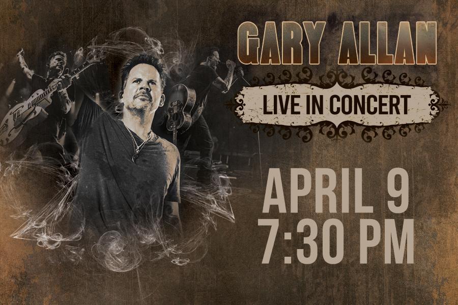 Gary Allan Live in Concert