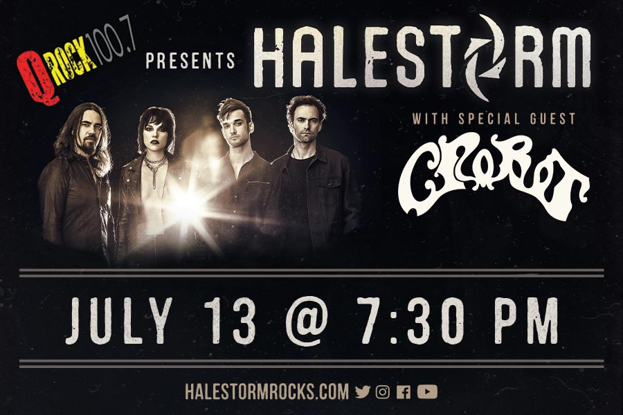 Hard Rock Band Halestorm to Play Rialto Square Theatre