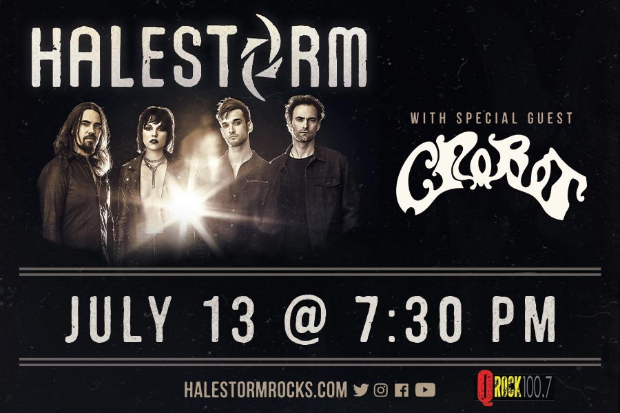 Hard Rock Band Halestorm to Play Rialto Square Theatre