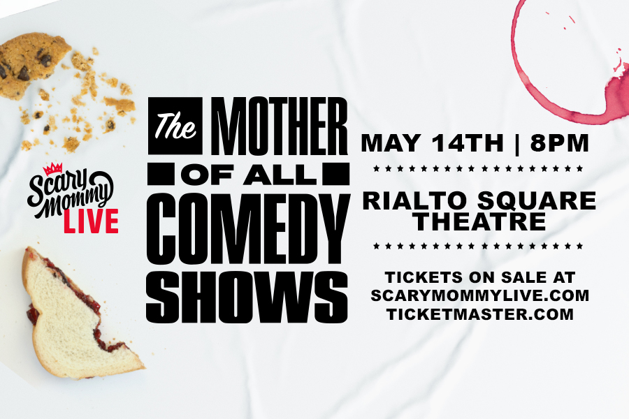 The Mother of All Comedy Shows Comes to Rialto Square Theatre this Spring