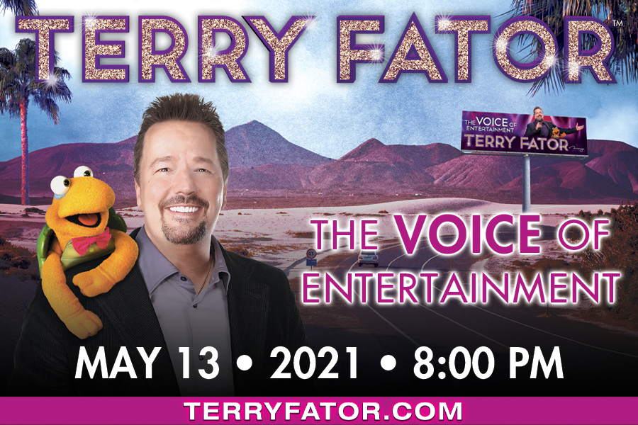 Terry Fator Postponed