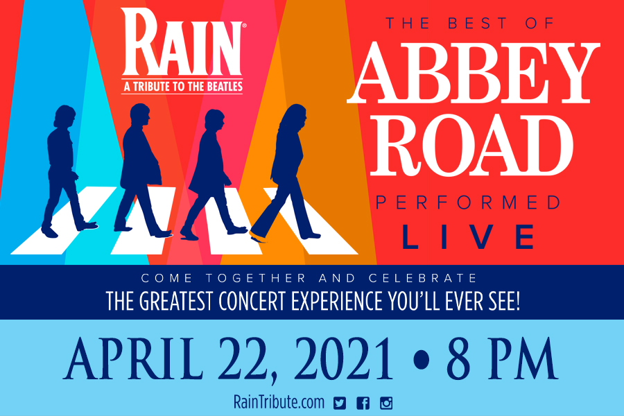 New Date Announced for RAIN: A Tribute to the Beatles