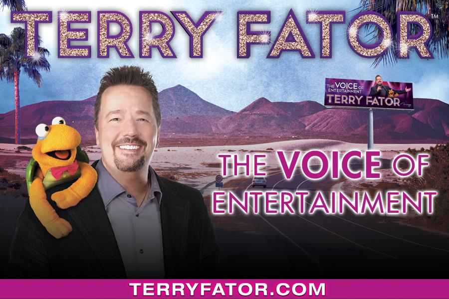 Terry Fator Rescheduled
