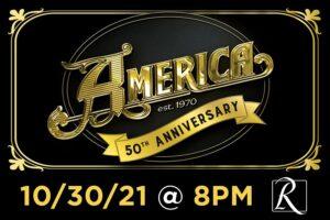 America at the Rialto Square Theater 10, 31, 2021