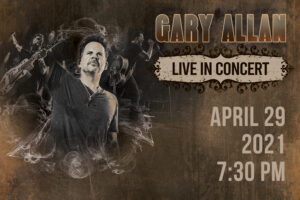 Gary Allan Rescheduled