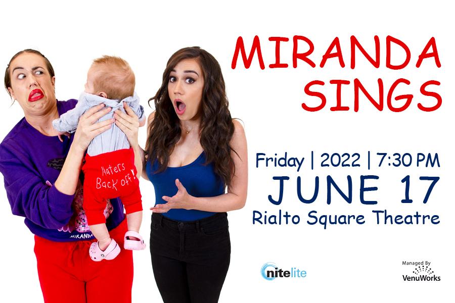 Miranda Sings June 17, 2022