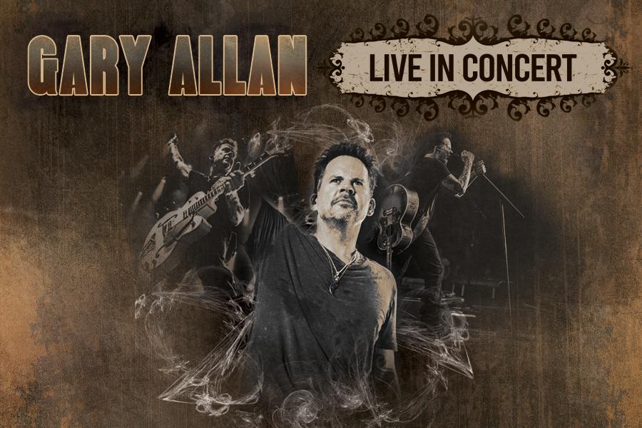 Gary Allan, Rialto Square Theatre Nov. 4, 2021