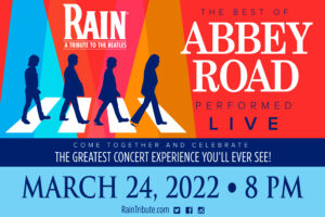 RAIN - Tribute to the Beatles March 24, 2022