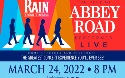 RAIN – A Tribute To The Beatles – Rescheduled