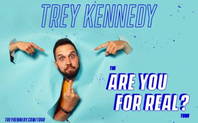 Trey Kennedy on Oct. 7, 2021