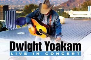 Dwight Yoakam at the Rialto Square Theatre