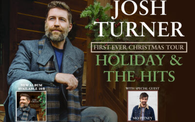 VenuWorks Presents Josh Turner with Special Guest Mo Pitney