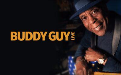 Buddy Guy Live at the Rialto Square Theatre