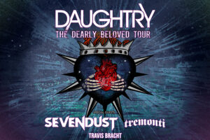 Daughtry, Sevendust and Temonti