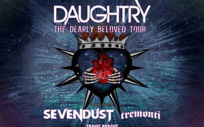 VenuWorks Presents DAUGHTRY – The Dearly Beloved Tour