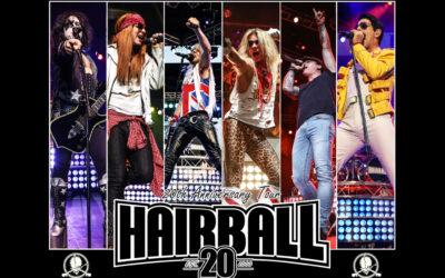 VenuWorks Presents HAIRBALL at the Rialto Square Theatre