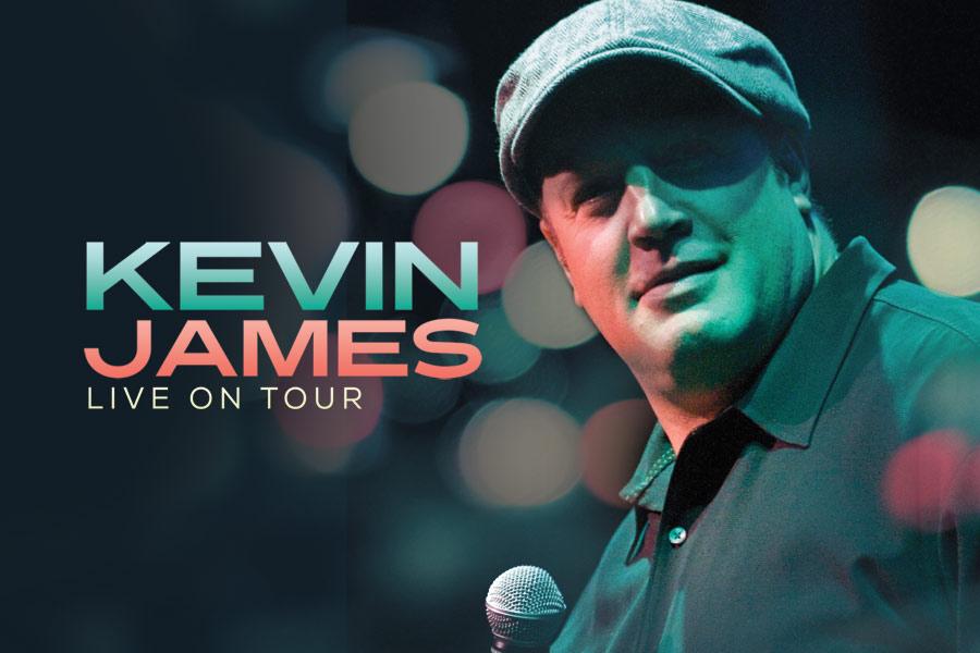 Kevin James Live on Tour