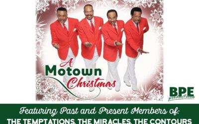 MOTOWN CHRISTMAS at the Rialto Square Theatre
