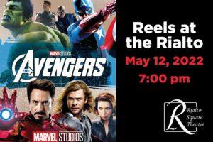 The Avengers - May 12, 2022 | 7:00 pm @ Rialto Square Theatre