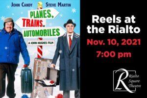 Planes, Trains and Automobiles - November 10, 2021