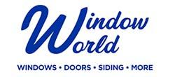 Window World, Windows, Doors, Siding, Home Logo
