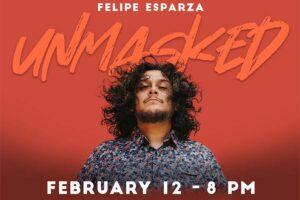 Filipe Esparza - February 12 @ 8 PM