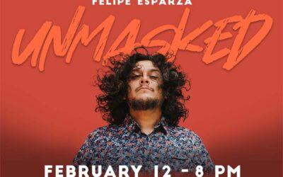 VenuWorks Presents FELIPE ESPARZA at the Rialto Square Theatre