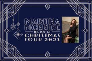 MARTINA MCBRIDE Christmas Tour at the Rialto Square Theatre