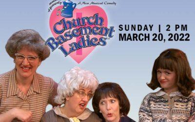 VenuWorks Presents Church Basement Ladies at the Rialto Square Theatre